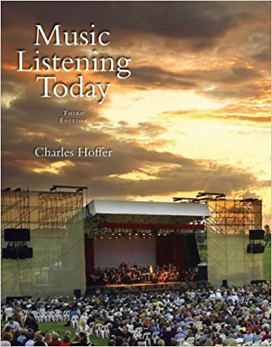 Music Listening Today [With CD] (Revised)