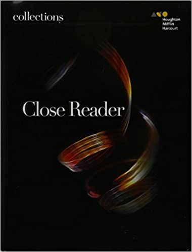 Collections: Close Reader Student Edition Grade 11