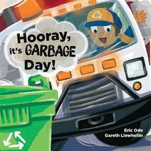 Hooray, it's Garbage Day! Book