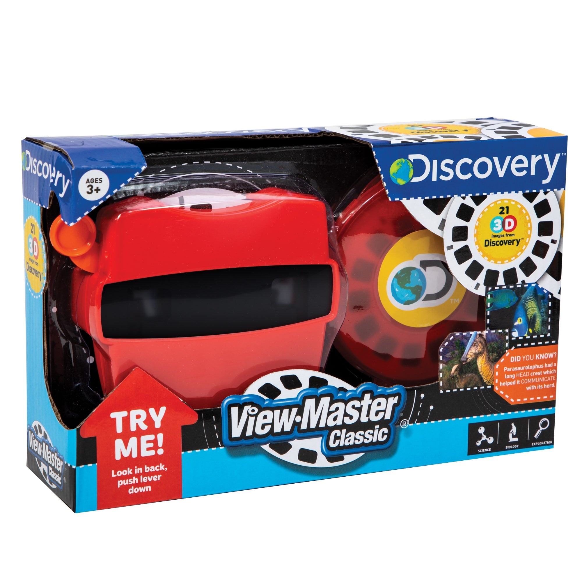 View-Master Boxed Set