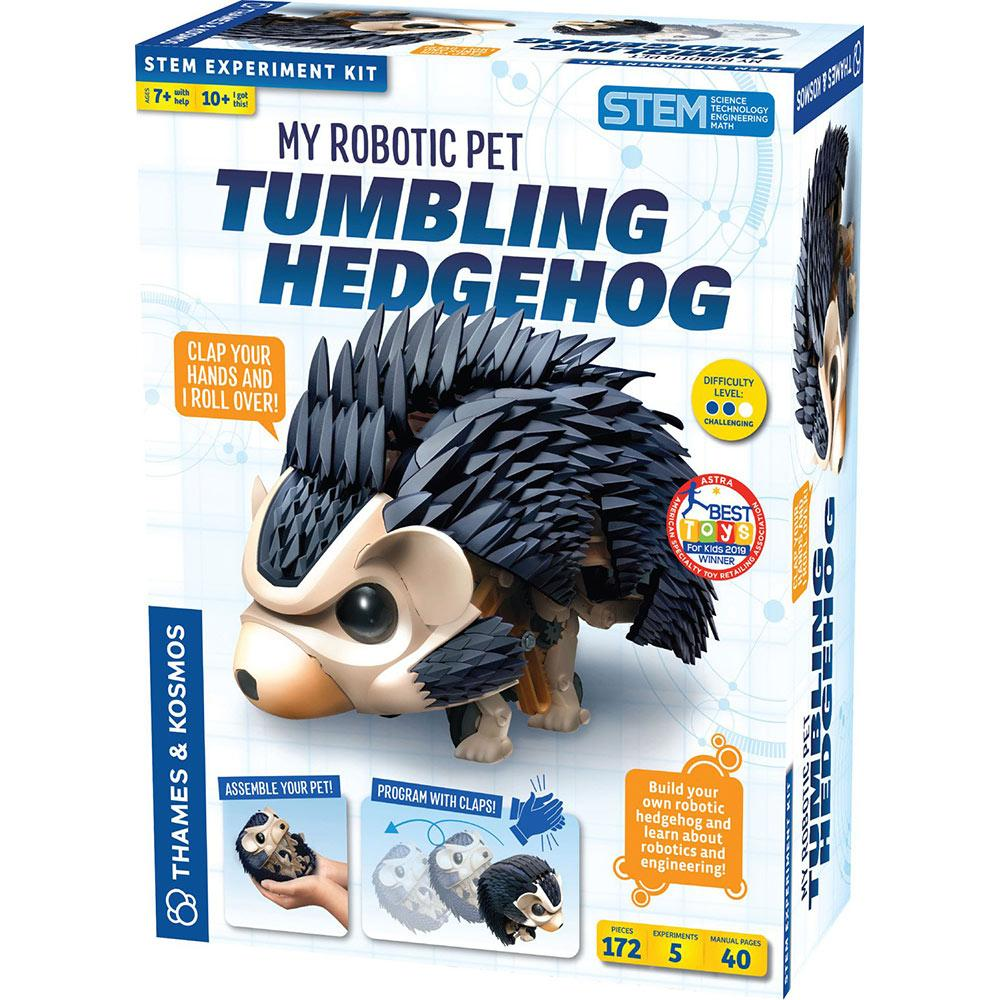 My Robotic Pet Hedgehog