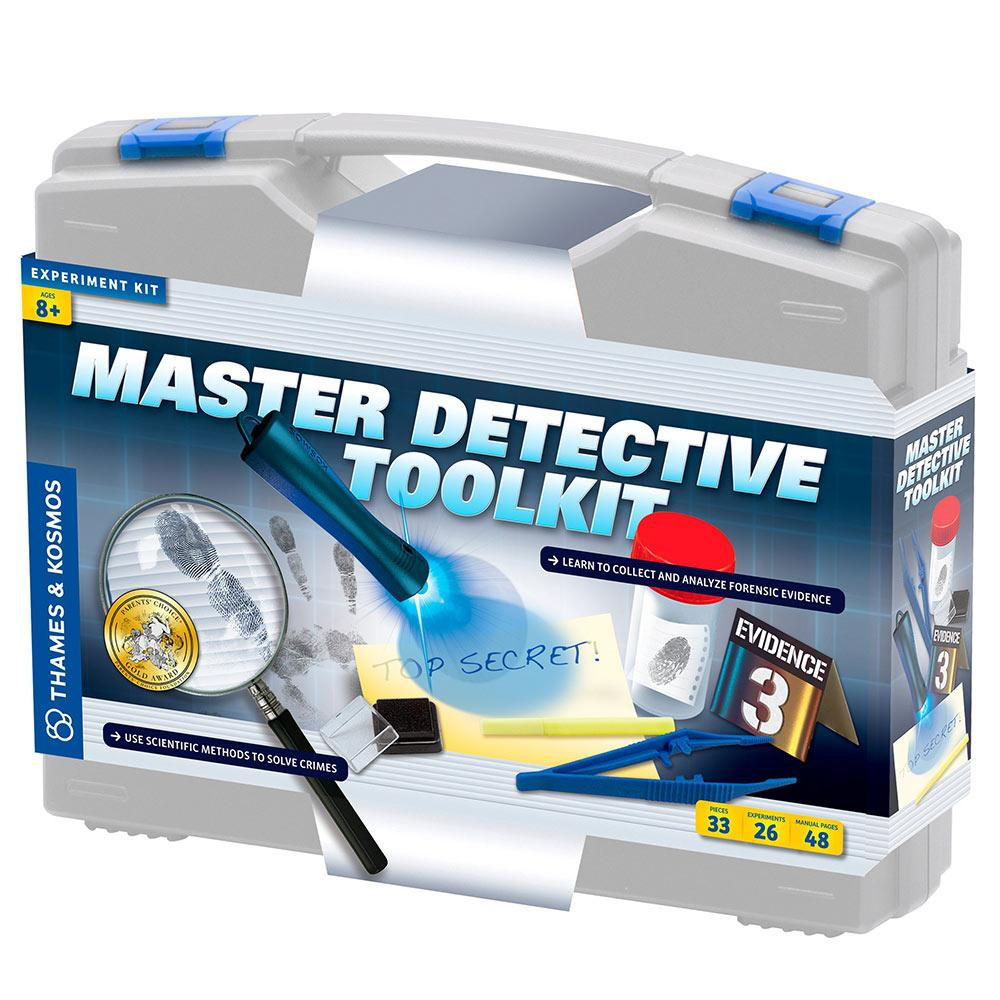 Master Detective Toolkit