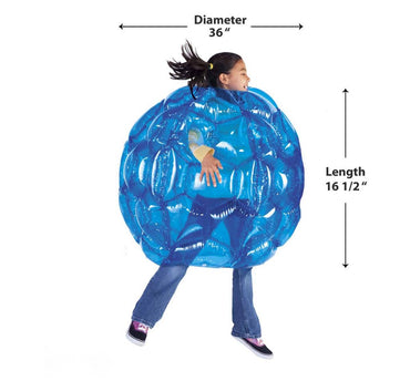 Inflatable Buddy Bumper Balls, Set of Two