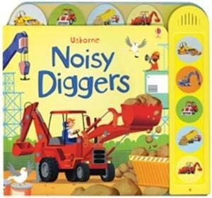 Noisy Books