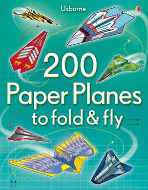 Paper to Fold & Fly