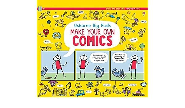 Make Your Own Comics Book