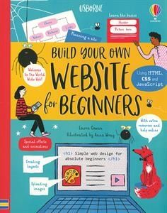 Build Your Own Website for Beginners Book