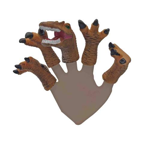 Dinosaur Finger Puppet Sets