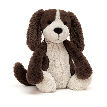Bashful Fudge Puppy Stuffed Animal