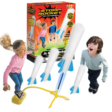 JR Glow Stomp Rockets