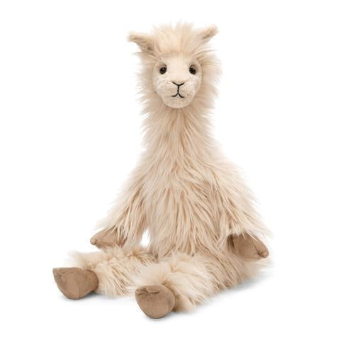 Luis Llama Stuffed Animal