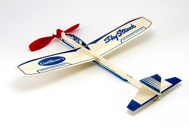 Balsa Wood Airplane Glider