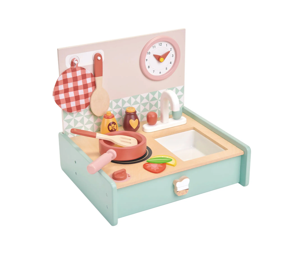 Mini Chef Kitchenette