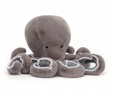 Neo Octopus Stuffed Animal