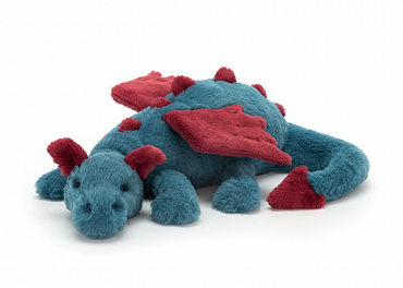 Dexter Dragon Stuffed Animal