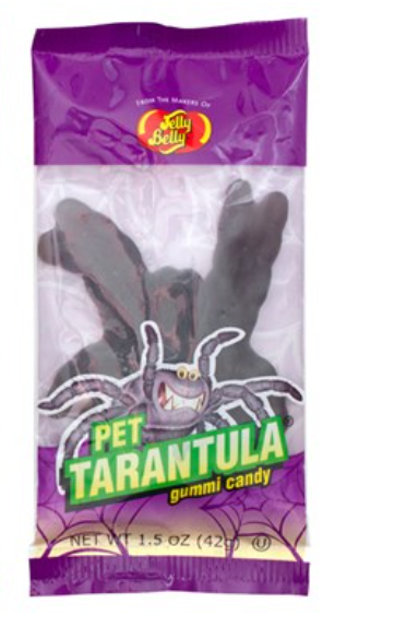 Gummy Pet Tarantula