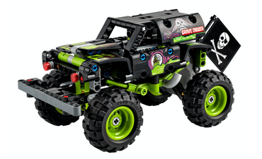Technic Monster Jam Grave Digger