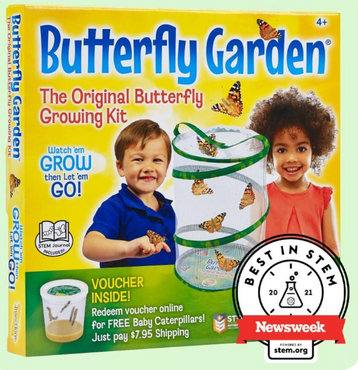 Butterfly Garden With Voucher