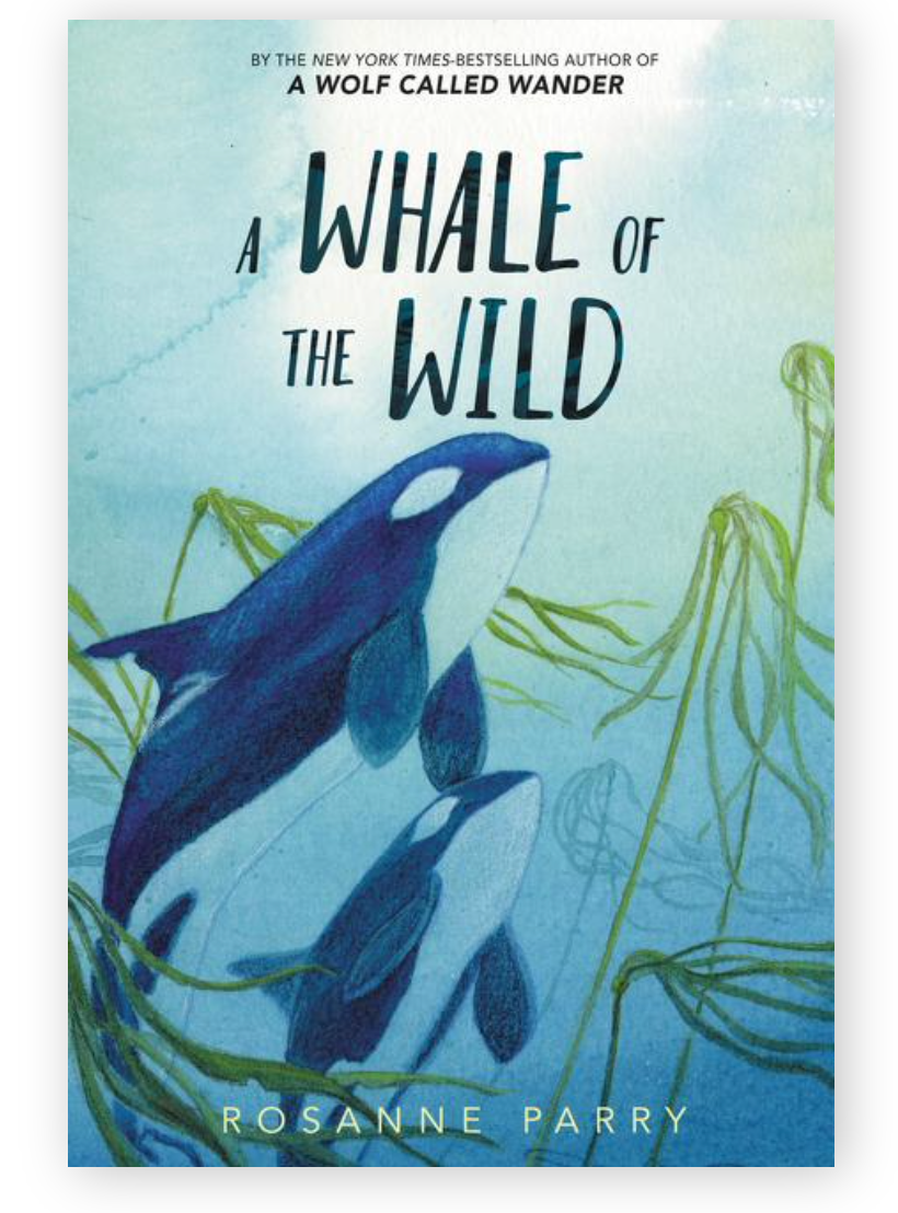 A Whale Of The Wild Book