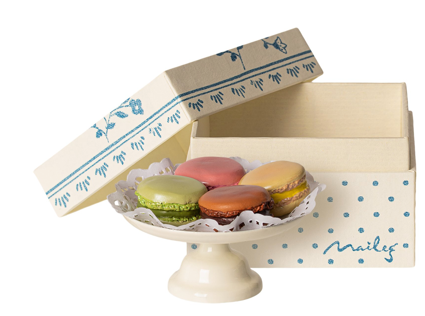 Macarons for Dollhouse