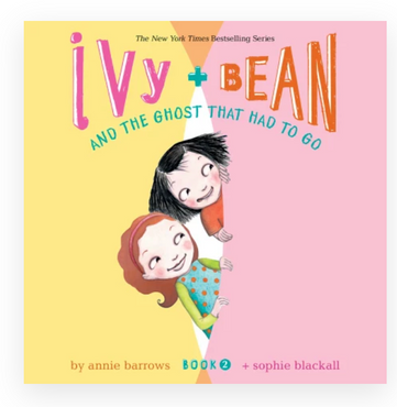 Ivy and Bean Books