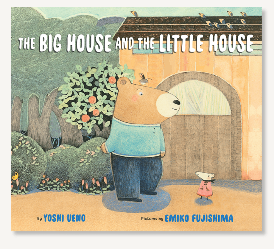 The Big House and The Little House Book