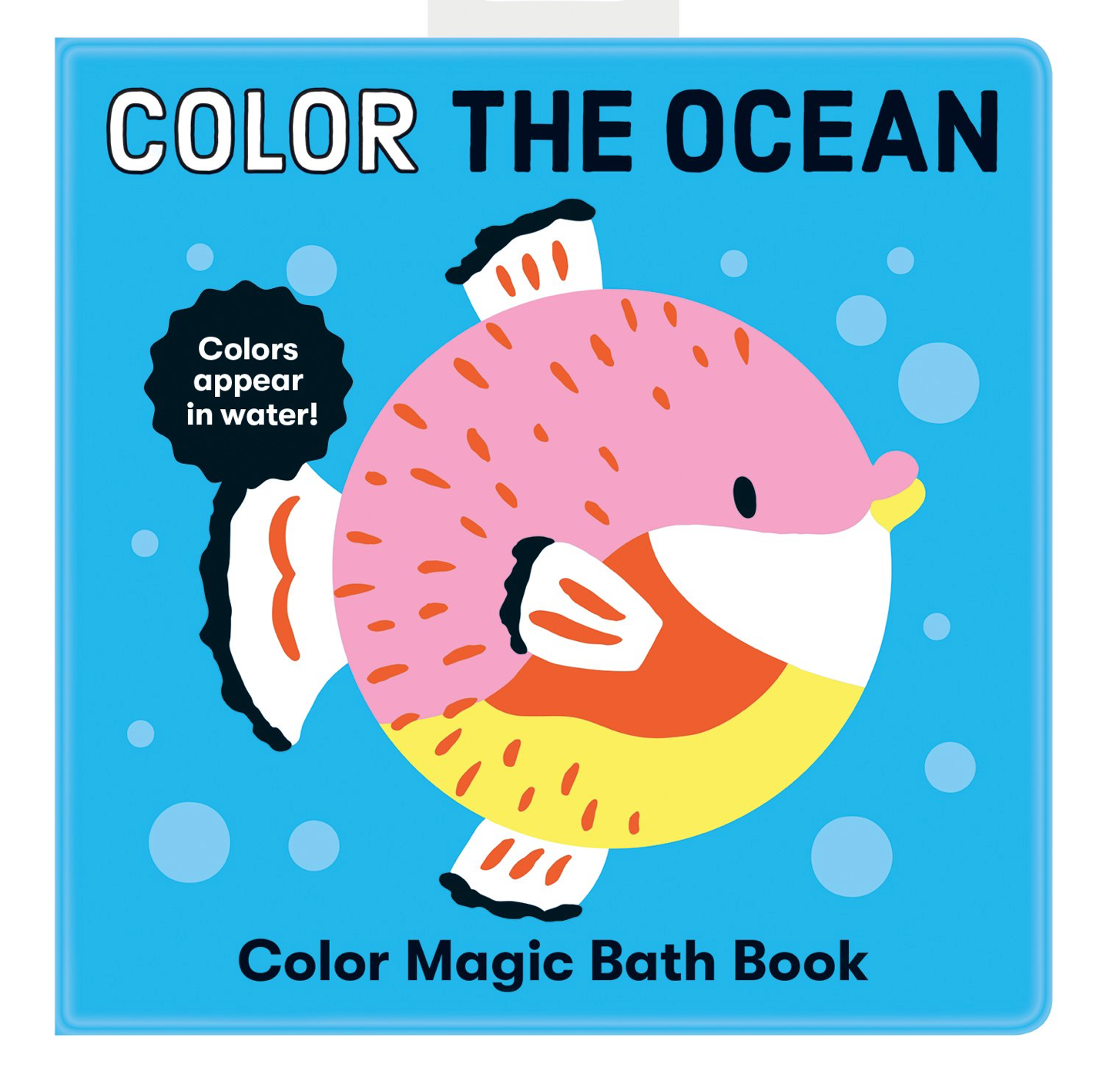 Color Magic Bath Books