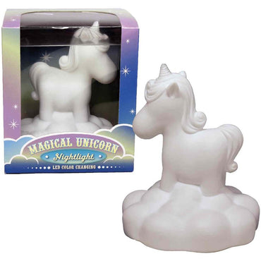 Unicorn Color Changing Nightlight