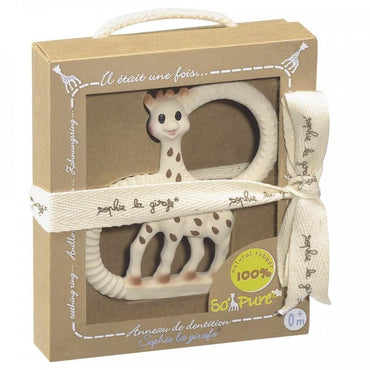Sophie la Girafe' - So'Pure' Teether