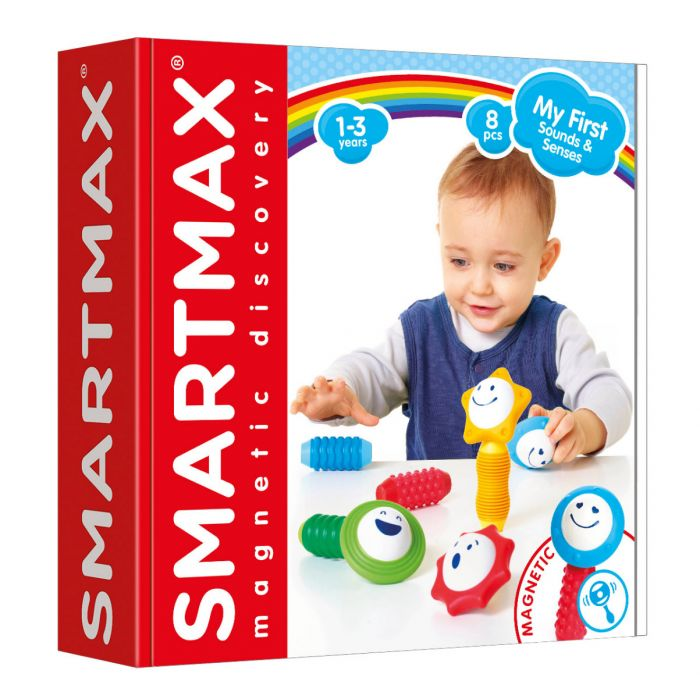 My First SmartMax Magnetic Building Sets