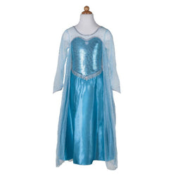 Ice Queen Dress with Cape