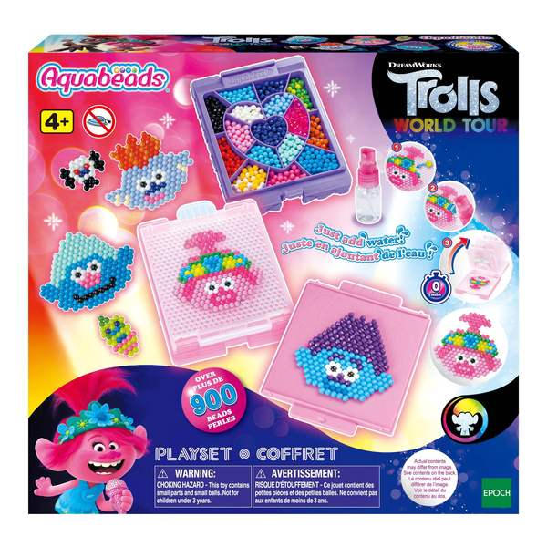 Troll World Tour Playset