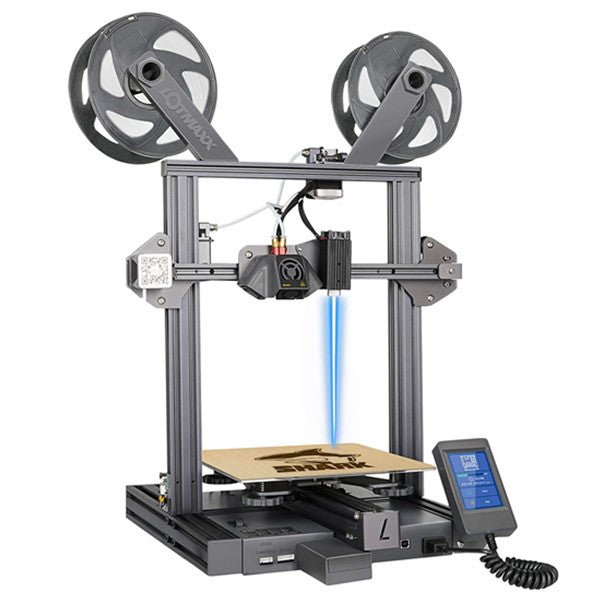 Why Lotmaxx SC-10 shark 3D printer is so popular?