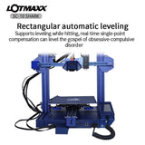 Lotmaxx SC-10 Shark 3D Printer