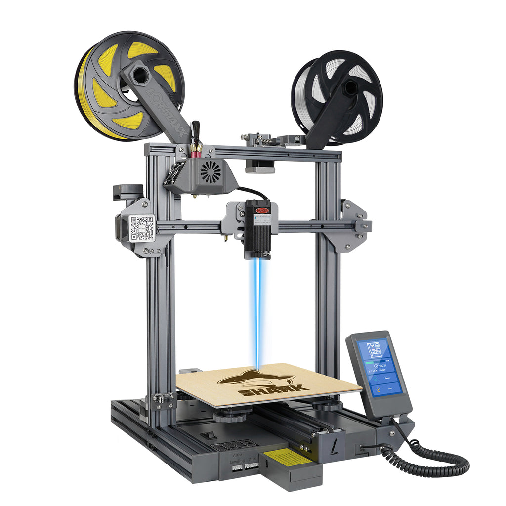 Lotmaxx SC-10 Shark V2 3D Printer ( US Only )