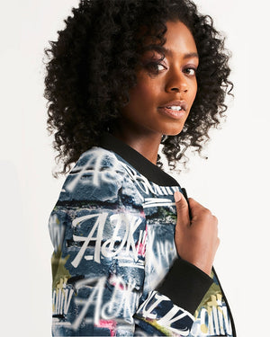 4 Elements of Hip Hop Collection Women's Bomber Jacket