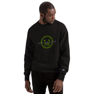 Real on Mute Champion Sweatshirt