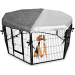 "Load image into Gallery viewer, Dog Cover-Waterproof Windproof Shade,68.8"" in diameter"