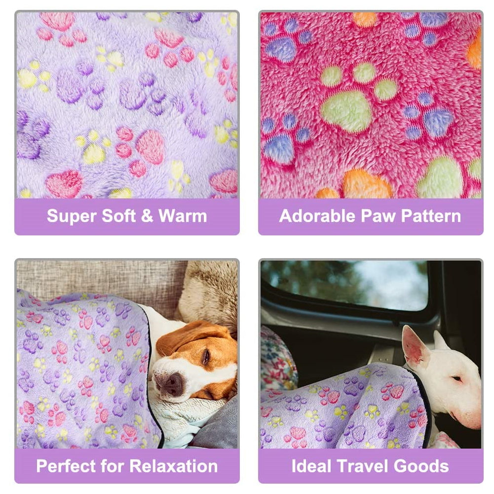 Pet Thick Blanket-Soft Premium Plush Blanket