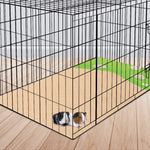 Load image into Gallery viewer, Guinea Pig Fleece Cage Liners with Pocket Hideout