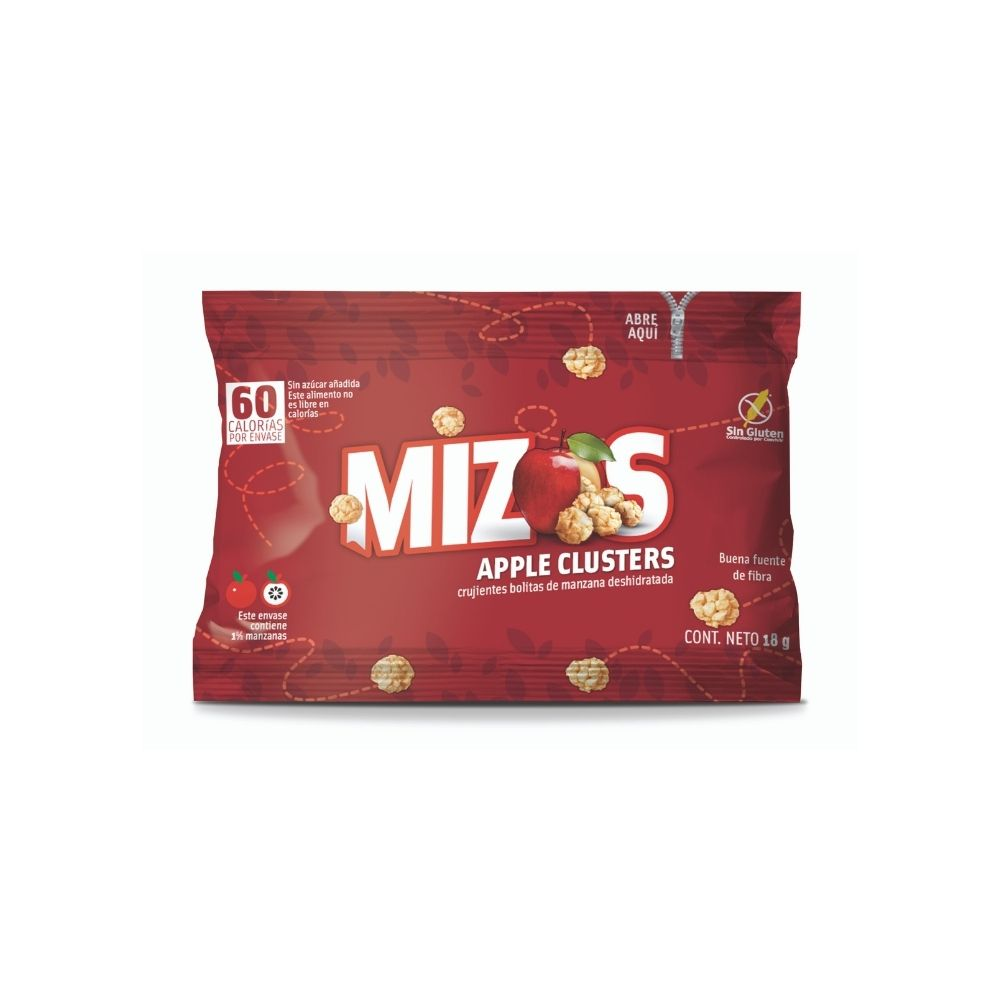 Mizos apple clusters original - 28 un.
