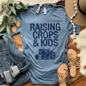 RAISING CROPS & KIDS Graphic Tees