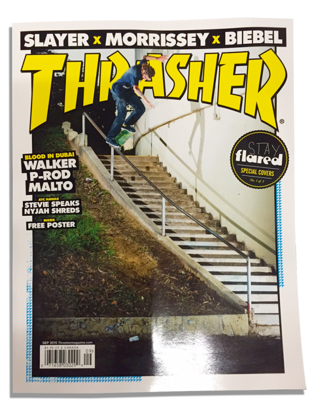 Figgy's  Thrasher Cover