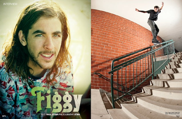 figgy the skateboard mag interview