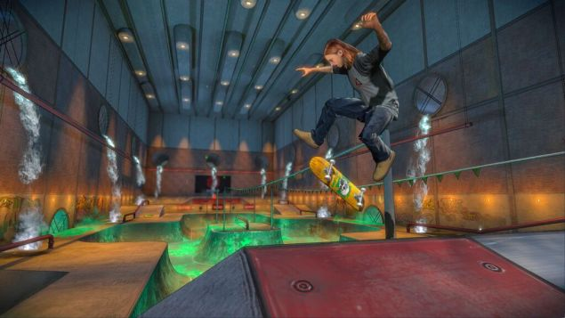 THPS5 RILEY HAWK