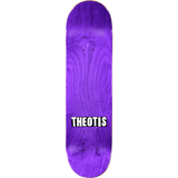 Theotis Brand Name Pixelated 8.25