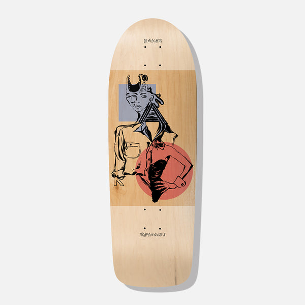 Reynolds Mind Bends Deck 9.89