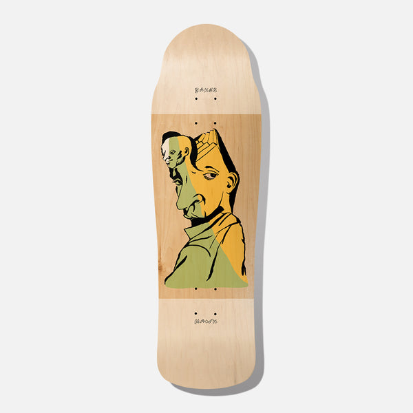 Hawk Mind Bends Deck 9.5
