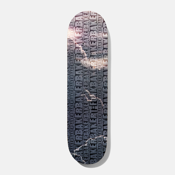 T Funk Repeat Grey B2 Deck 8.5