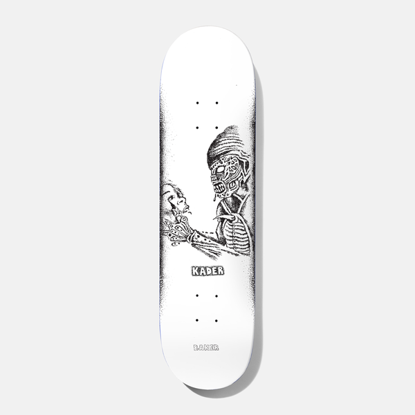Kader Stipple Deck 8.5